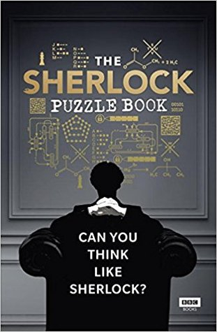 Couverture Sherlock: The Puzzle Book