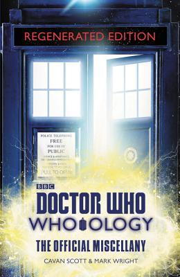 Couverture Who-ology : The Official Miscellany (Doctor Who)