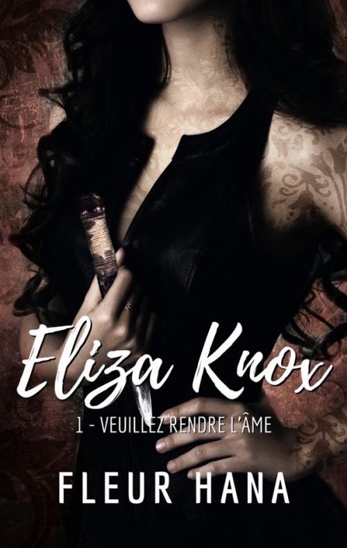 Couverture Eliza Knox, tome 1 : Veuillez rendre l'âme