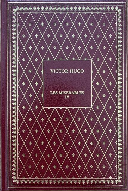 Couverture Les Misérables (4 tomes), tome 4