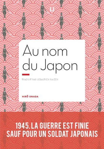 Couverture Au nom du Japon
