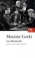 Couverture Les Bas-fonds Editions Folio  (Classique) 2019