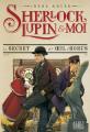 Couverture Sherlock, Lupin & moi, tome 8 :  Le secret de l'oeil d'horus Editions Albin Michel (Jeunesse) 2020
