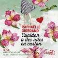 Couverture Cupidon a des ailes en carton Editions Lizzie 2019