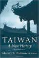 Couverture Taiwan, a new history Editions Routledge 1999