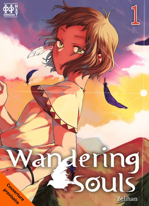 Couverture Wandering souls, tome 1