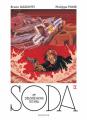 Couverture Soda, tome 09 : Et délivre-nous du mal Editions Dupuis 2014