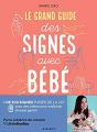 Couverture Le grand guide des signes avec bébé Editions Marabout 2020
