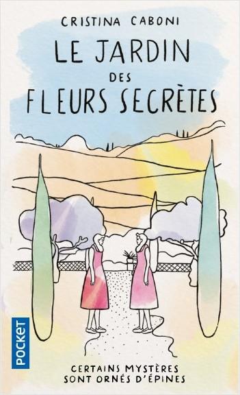 Couverture Le jardin des fleurs secrètes