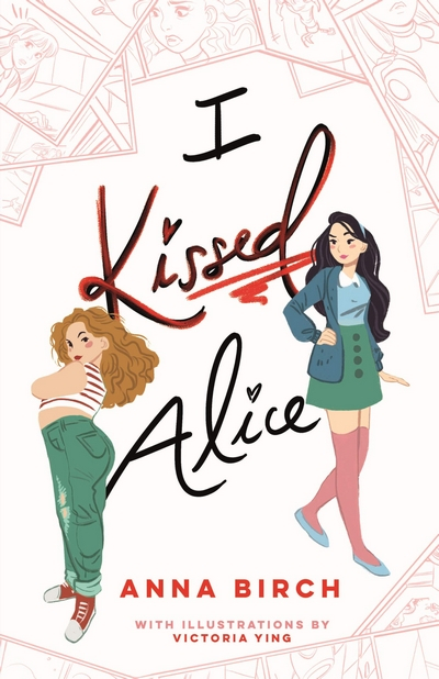 Couverture I Kissed Alice