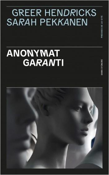 Couverture Anonymat garanti