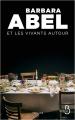 Couverture Et les vivants autour Editions Belfond (Thriller) 2020