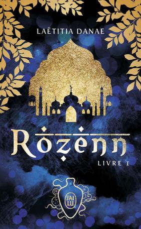 Couverture Rozenn, tome 1