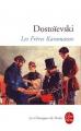 Couverture Les Frères Karamazov Editions Le Livre de Poche (Classiques) 1019