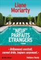 Couverture Neuf parfaits étrangers Editions Albin Michel 2020