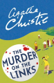 Couverture Le Crime du golf Editions HarperCollins (Agatha Christie signature edition) 2015