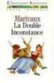 Couverture La double inconstance Editions Larousse (Classiques) 1991