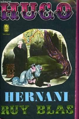Couverture Hernani, Ruy Blas