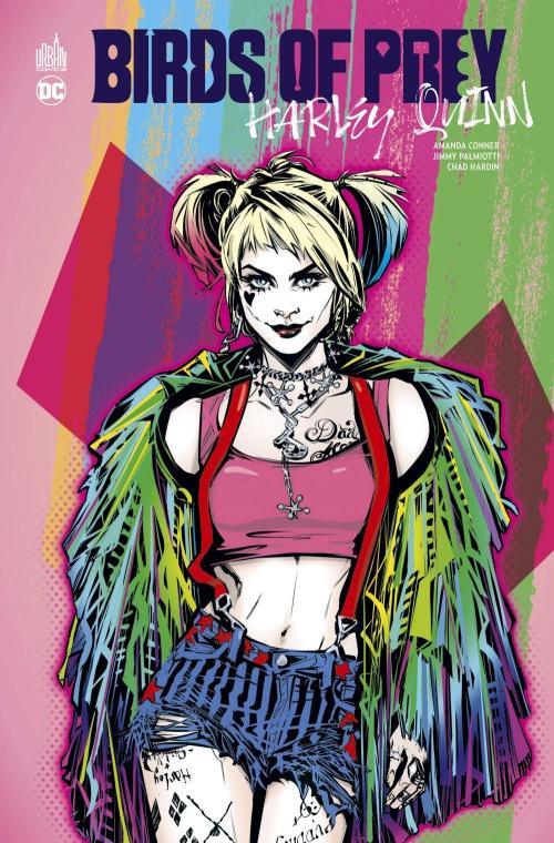Couverture Harley Quinn (Renaissance), tome 1 : Complètement marteau
