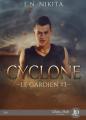 Couverture Le gardien, tome 3 : Cyclone Editions Juno Publishing (Hebe) 2020