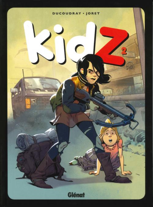 Couverture KidZ, tome 2