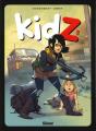 Couverture KidZ, tome 2 Editions Glénat 2020