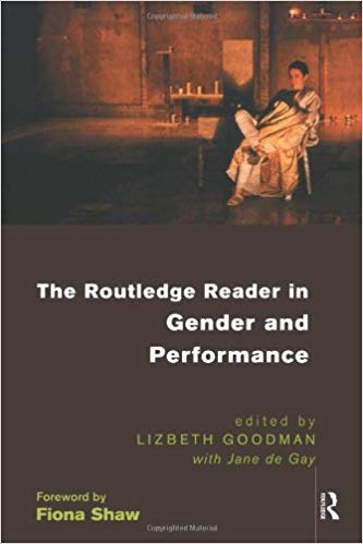 Couverture The Routledge Reader in Gender and Performance