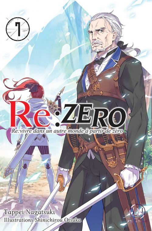 Couverture Re:zero : Re:vivre dans un autre monde à partir de zéro, tome 7