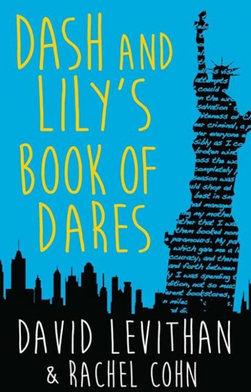 Couverture Dash & Lily, book 1: Dash & Lily's Book of Dares