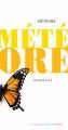 Couverture Météore Editions Actes Sud 2020