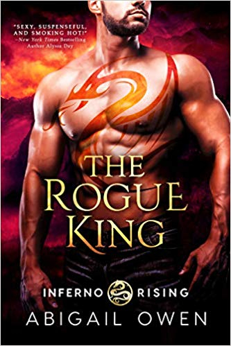 Couverture The Rogue King