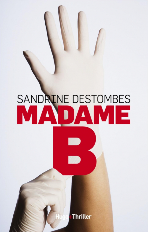 Couverture Madame B