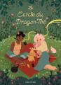 Couverture Le Cercle du Dragon-Thé Editions Bliss Comics 2020