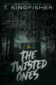 Couverture The twisted ones Editions Saga Press 2019
