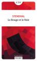 Couverture Le Rouge et le Noir Editions Pocket (Classiques) 2019