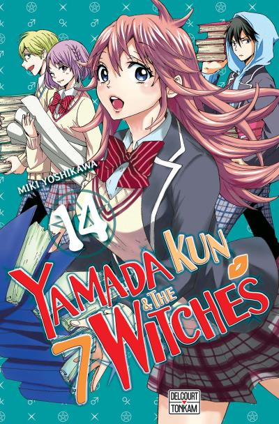 Couverture Yamada kun & the 7 witches, tome 14