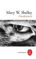 Couverture Frankenstein ou le Prométhée moderne / Frankenstein Editions Le Livre de Poche (Classiques) 2009