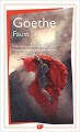 Couverture Faust Editions Garnier Flammarion 1999