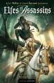 Couverture Elfes et assassins Editions Mnémos 2013
