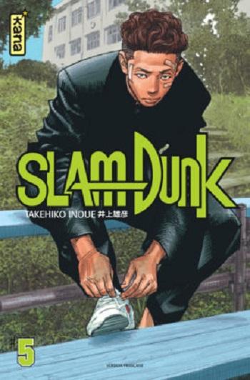 Couverture Slam Dunk, star édition, tome 5