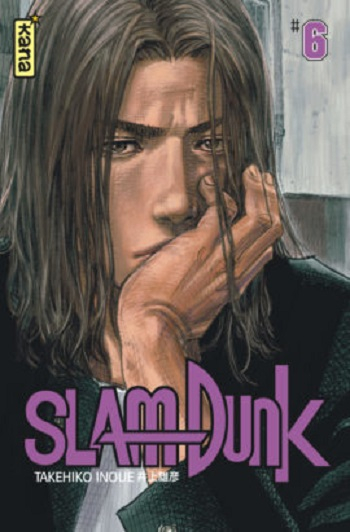 Couverture Slam Dunk, star édition, tome 6