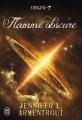 Couverture Origine, tome 2 : Flamme Obscure Editions J'ai Lu 2020
