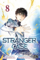 Couverture Stranger case, tome 8 Editions Pika 2019