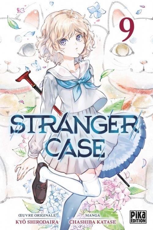 Couverture Stranger case, tome 09