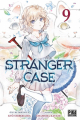 Couverture Stranger case, tome 09 Editions Pika (Shônen) 2019
