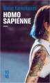 Couverture Homo sapienne Editions 10/18 2020