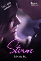 Couverture Storm Editions Autoédité 2020