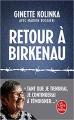 Couverture Retour à Birkenau Editions Le Livre de Poche 2020