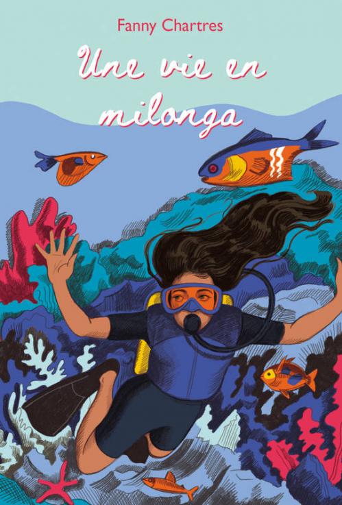 Couverture Une vie en Milonga