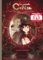 Couverture Les carnets de Cerise, tome 1 : Le zoo pétrifié Editions Soleil 2012